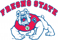 Fresno State Bulldogs 2006-Pres Alternate Logo 04 decal sticker