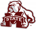 Mississippi State Bulldogs 2009-Pres Secondary Logo decal sticker