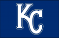 Kansas City Royals 2007 Batting Practice Logo iron on sticker