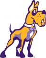 Albany Great Danes 2008-Pres Alternate Logo 02 decal sticker