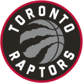 Toronto Raptors 2015-Pres Primary Logo decal sticker