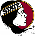 Florida State Seminoles 2000-Pres Alternate Logo iron on sticker