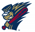 Scranton_Wilkes-Barre RailRiders 2013-Pres Alternate Logo 5 iron on sticker