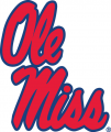 Mississippi Rebels 1996-Pres Secondary Logo 03 iron on sticker