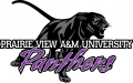 Prairie View A&M Panthers 2011-2015 Alternate Logo iron on sticker
