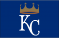 Kansas City Royals 2016-Pres Batting Practice Logo iron on sticker