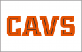 Cleveland Cavaliers 1994 95-1996 97 Jersey Logo iron on sticker