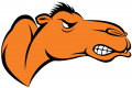 Campbell Fighting Camels 2005-Pres Partial Logo iron on sticker