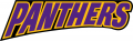 Northern Iowa Panthers 2002-2014 Wordmark Logo 01 iron on sticker