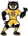 Kennesaw State Owls 2012-Pres Mascot Logo 02 iron on sticker