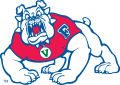 Fresno State Bulldogs 2006-Pres Primary Logo decal sticker