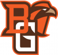 Bowling Green Falcons 2006-2011 Alternate Logo 03 decal sticker
