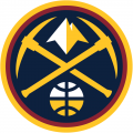 Denver Nuggets 2018-19 Pres Alternate Logo decal sticker