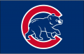 Chicago Cubs 1999-2002 Batting Practice Logo iron on sticker