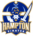 Hampton Pirates 2002-2006 Primary Logo decal sticker