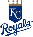 Kansas City Royals 2002-2018 Primary Logo iron on sticker