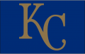 Kansas City Royals 2017-Pres Cap Logo iron on sticker