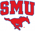 SMU Mustangs 2008-Pres Alternate Logo iron on sticker