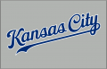 Kansas City Royals 2012-Pres Jersey Logo 01 iron on sticker