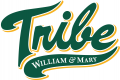 William and Mary Tribe 2016-2017 Primary Logo iron on sticker