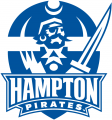 Hampton Pirates 2007-Pres Primary Logo decal sticker