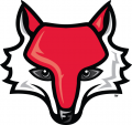 Marist Red Foxes 2008-Pres Secondary Logo 02 decal sticker