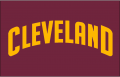 Cleveland Cavaliers 2010 11-2016 17 Jersey Logo iron on sticker
