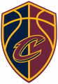 Cleveland Cavaliers 2017 18-Pres Alternate Logo iron on sticker