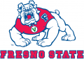 Fresno State Bulldogs 2006-Pres Alternate Logo 05 decal sticker