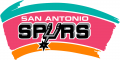 San Antonio Spurs 1989-2002 Primary Logo iron on sticker