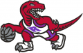 Toronto Raptors 1995-2006 Alternate Logo decal sticker
