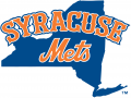 Syracuse Mets 2019-Pres Primary Logo iron on sticker