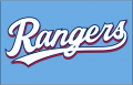 Texas Rangers 2020-Pres Jersey Logo 01 iron on sticker