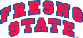 Fresno State Bulldogs 2006-Pres Wordmark Logo decal sticker