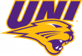 Northern Iowa Panthers 2015-Pres Primary Logo iron on sticker