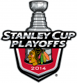 Chicago Blackhawks 2013 14 Event Logo iron on sticker