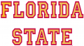 Florida State Seminoles 1976-2013 Wordmark Logo 01 iron on sticker