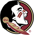 Florida State Seminoles 2014-Pres Primary Logo iron on sticker