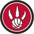 Toronto Raptors 2008-2011 Alternate Logo 02 decal sticker