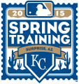 Kansas City Royals 2015 Event Logo iron on sticker