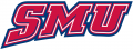 SMU Mustangs 1995-2007 Wordmark Logo 01 iron on sticker
