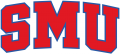 SMU Mustangs 2008-Pres Wordmark Logo 01 iron on sticker