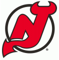 New Jersey Devils 1992 93-1998 99 Primary Logo iron on sticker