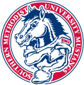 SMU Mustangs 1995-Pres Alternate Logo iron on sticker