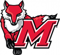 Marist Red Foxes 2008-Pres Secondary Logo 01 decal sticker