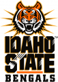 Idaho State Bengals 1997-2018 Alternate Logo 02 decal sticker