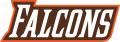 Bowling Green Falcons 2006-Pres Wordmark Logo 04 decal sticker