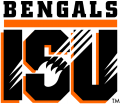 Idaho State Bengals 1997-2018 Wordmark Logo decal sticker
