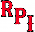 RPI Engineers 2006-Pres Primary Logo decal sticker