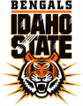 Idaho State Bengals 1997-2018 Primary Logo decal sticker